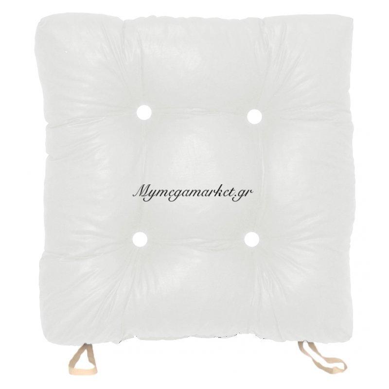 Μαξιλάρι κάθισμα μπαμπού - Σαμπανί χρώμα