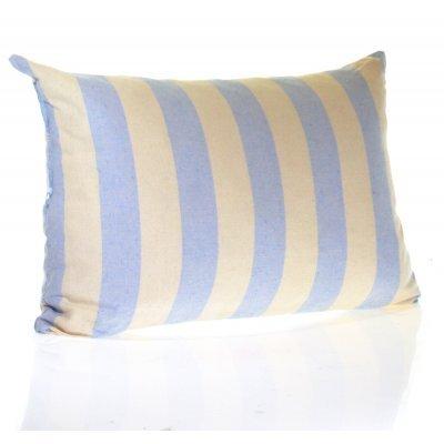 Μαξιλάρι καναπέ - Παγκάκι λονέτα ύφασμα καρώ μακρόστενο 55 x 35 cm | Mymegamarket.gr