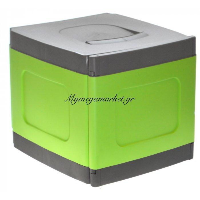 Μπαούλο - Κουτί αποθήκευσης από υψηλής ποιότητας πλαστικό - Compact | Mymegamarket.gr
