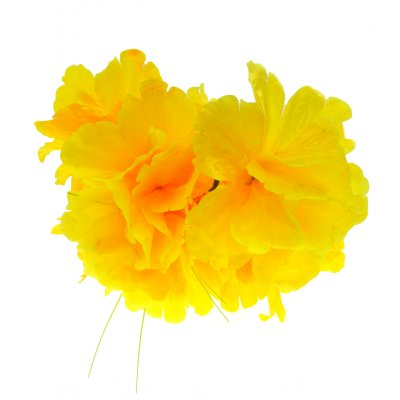 Μπουκέτο λουλούδια κίτρινα 9 τμχ. - 05-950-2514