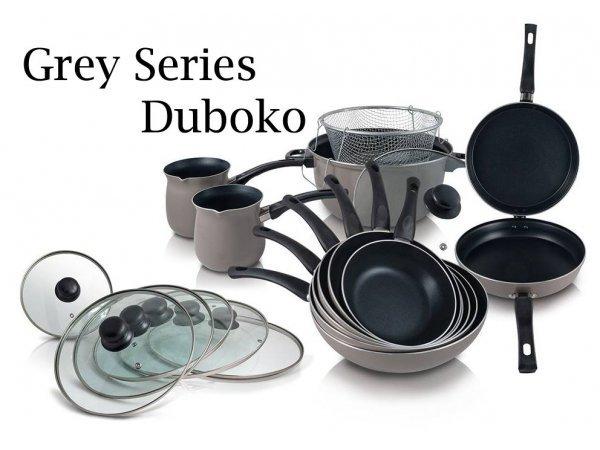 Series Grey Duboko - Μαγειρικά σκεύη by Nava