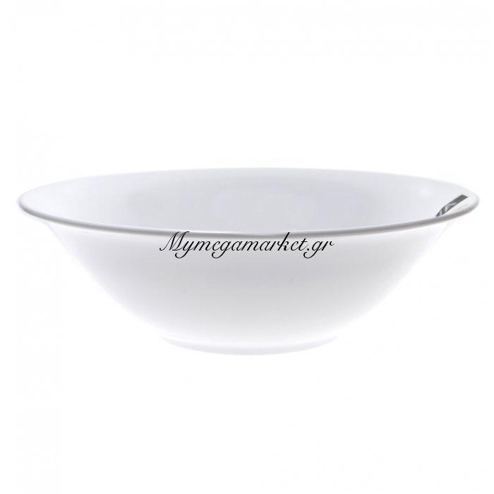 Σαλατιέρα πορσελάνινη λευκή επαγγελματική - Nava | Mymegamarket.gr
