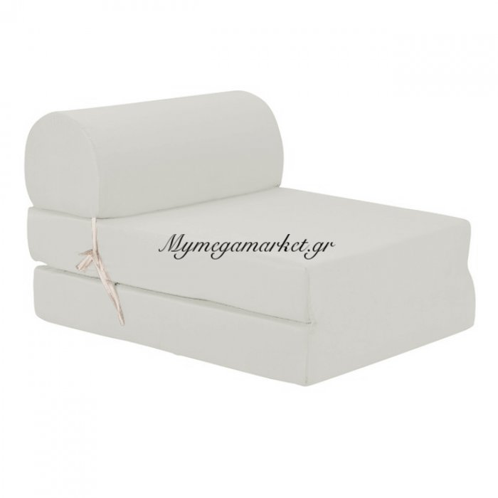 Πολυθρόνα - Κρεβάτι Flip Chair εκρού Florina | Mymegamarket.gr