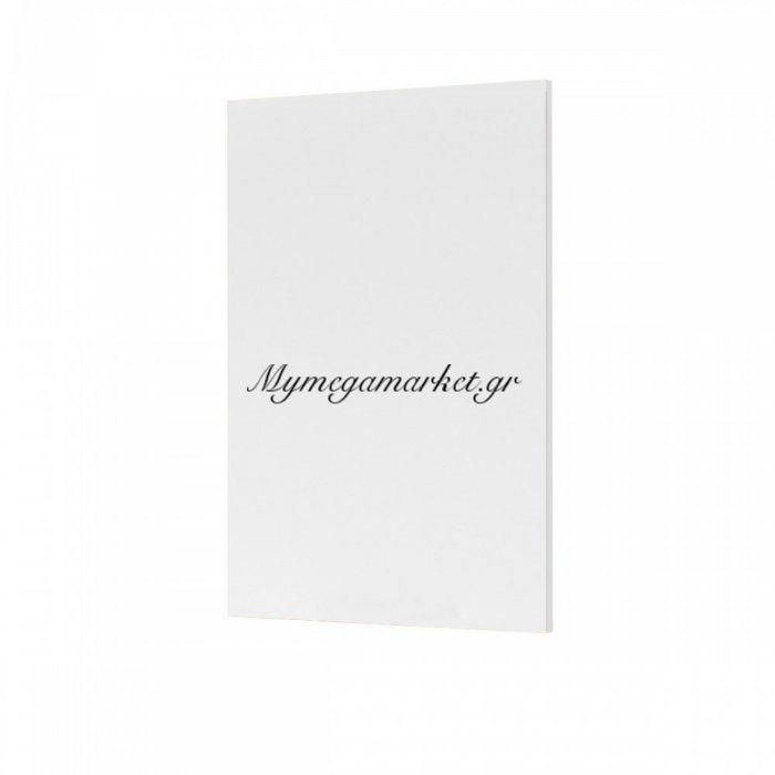 Charlotte Πλαϊνό Κουζίνας  82X58, Λευκό So-Carlplaino   Mymegamarket.gr