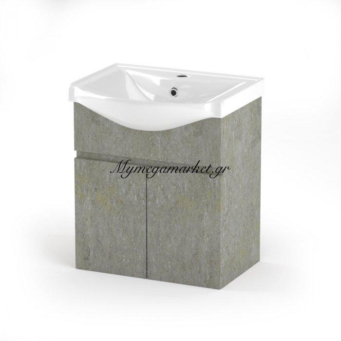 Έπιπλο Μπάνιου Με Νιπτήρα Arlene 55*45*62 Fil-000763   Mymegamarket.gr