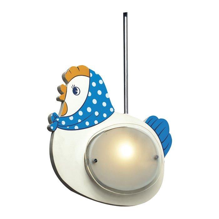 Παιδικό Κρεμαστό Φωτιστικό Κοτούλα, 2 Λάμπες G9, 33*30*33, Ξύλινο Mdf, 3158 | Mymegamarket.gr