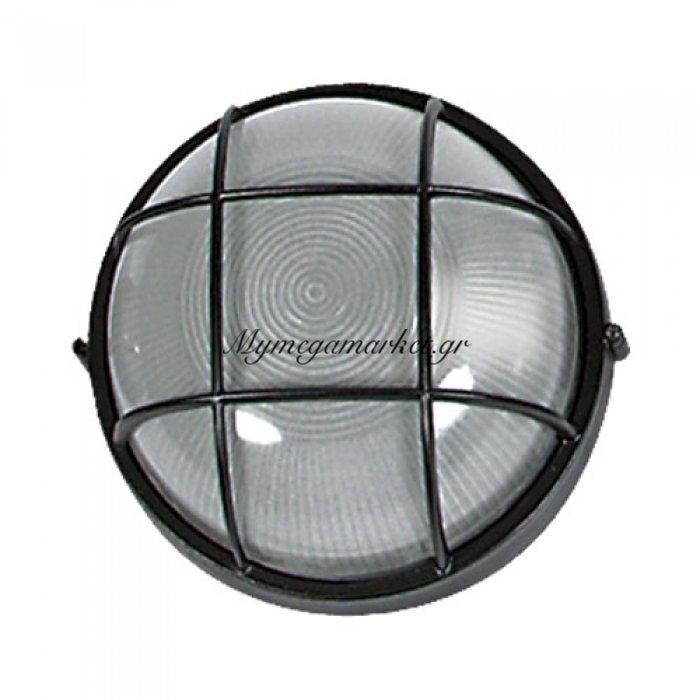 Φωτιστικό Τοίχου Και Οροφής Εξωτερικού Χώρου, Μαύρο, 1 Λάμπα Τύπου E27, 18*18*10, 1102N | Mymegamarket.gr