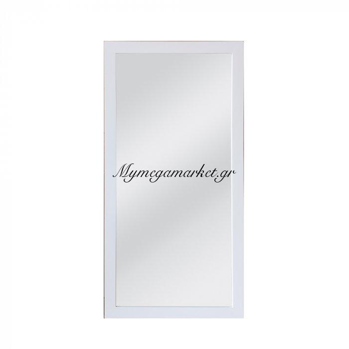 Prime Καθρέπτης Λευκός 60 x 3 x h120Cm | Mymegamarket.gr