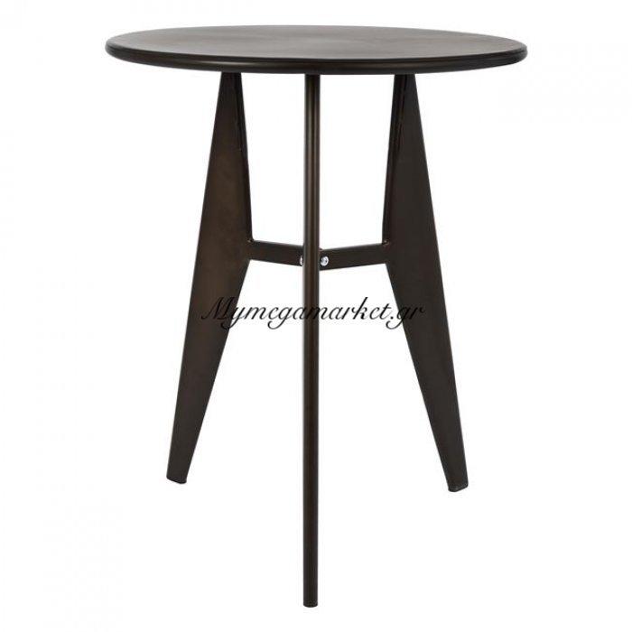Τραπέζι Μεταλλικό Hm0186.04 Σε Rusty | Mymegamarket.gr