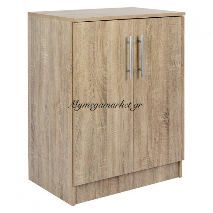 Παπουτσοθήκη Ντουλάπι Hm2206.02 Sonama 60X40,5X80 Εκ. | Mymegamarket.gr