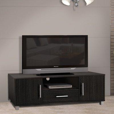 Έπιπλο Τηλεόρασης Μελαμίνης Hm2203.01 Zebrano 120X40X39 Εκ. | Mymegamarket.gr