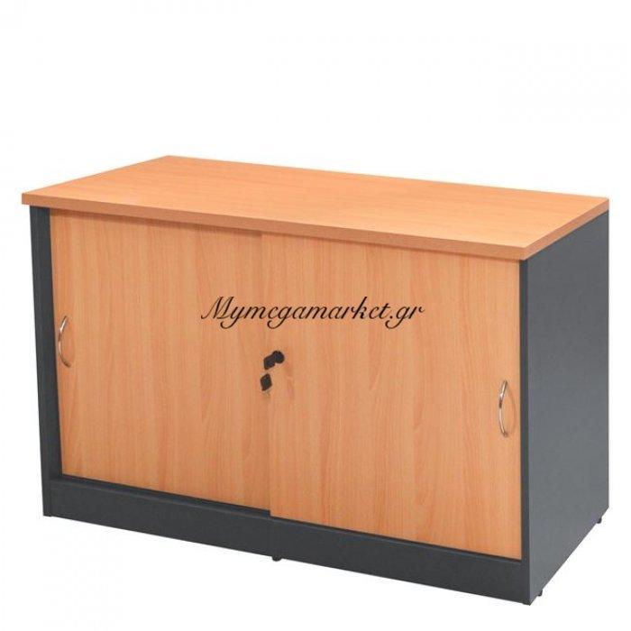 Ντουλάπι Γραφείου Πλαϊνό Επαγγελματικό Hm2012.01 Σε Χρώμα Οξιάς | Mymegamarket.gr