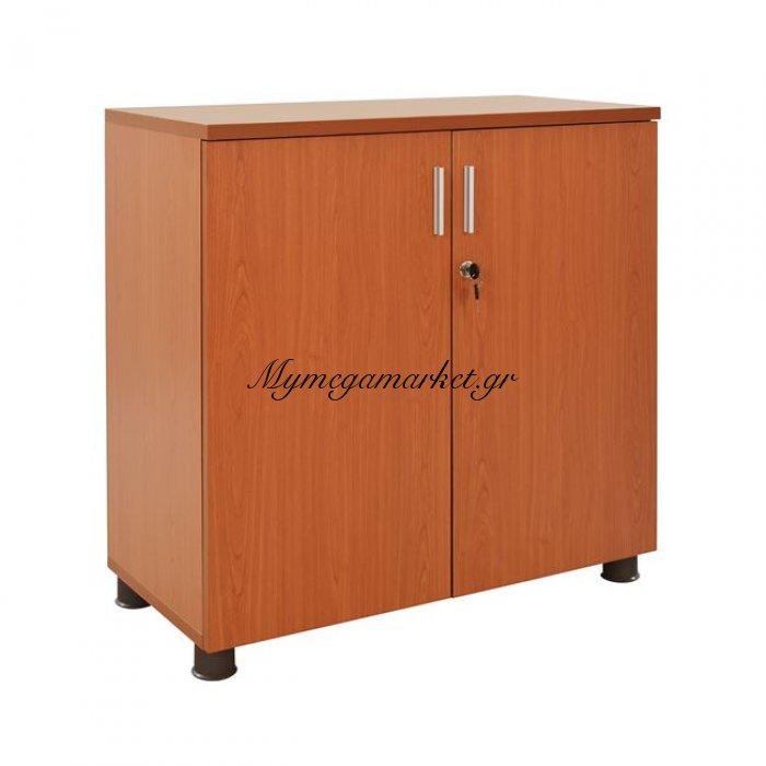 Ντουλάπι Γραφείου Επαγγελματικό Κερασί Hm2053.03 80X40X82   Mymegamarket.gr