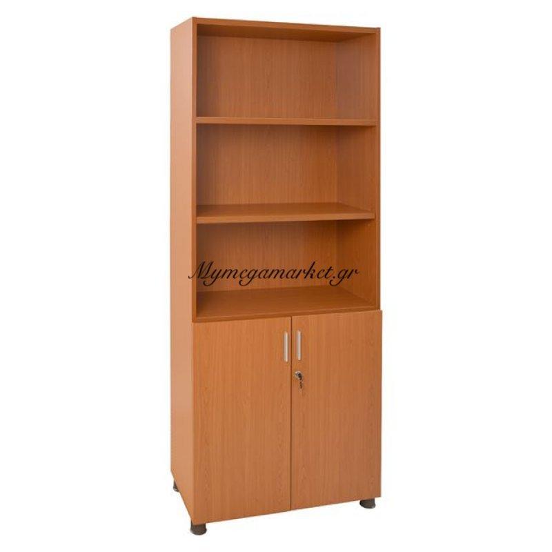Βιβλιοθήκη Γραφείου Κερασί Hm2055.03 80X40X190