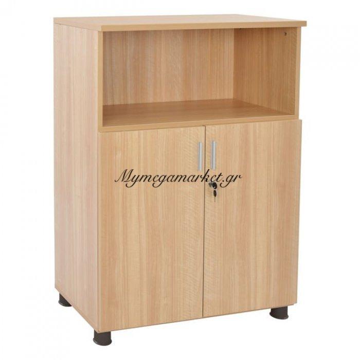 Ντουλάπι Γραφείου Επαγγελματικό Οξιά Hm2058.01 80X40X118 | Mymegamarket.gr