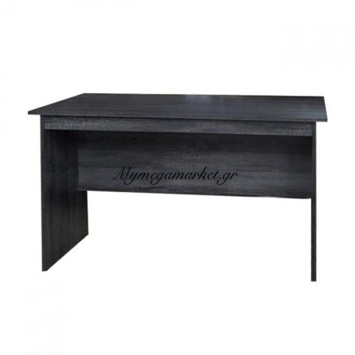 Γραφείο Μελαμίνης 120X74X71 Hm2285.01 Σε Μαύρο Χρώμα | Mymegamarket.gr