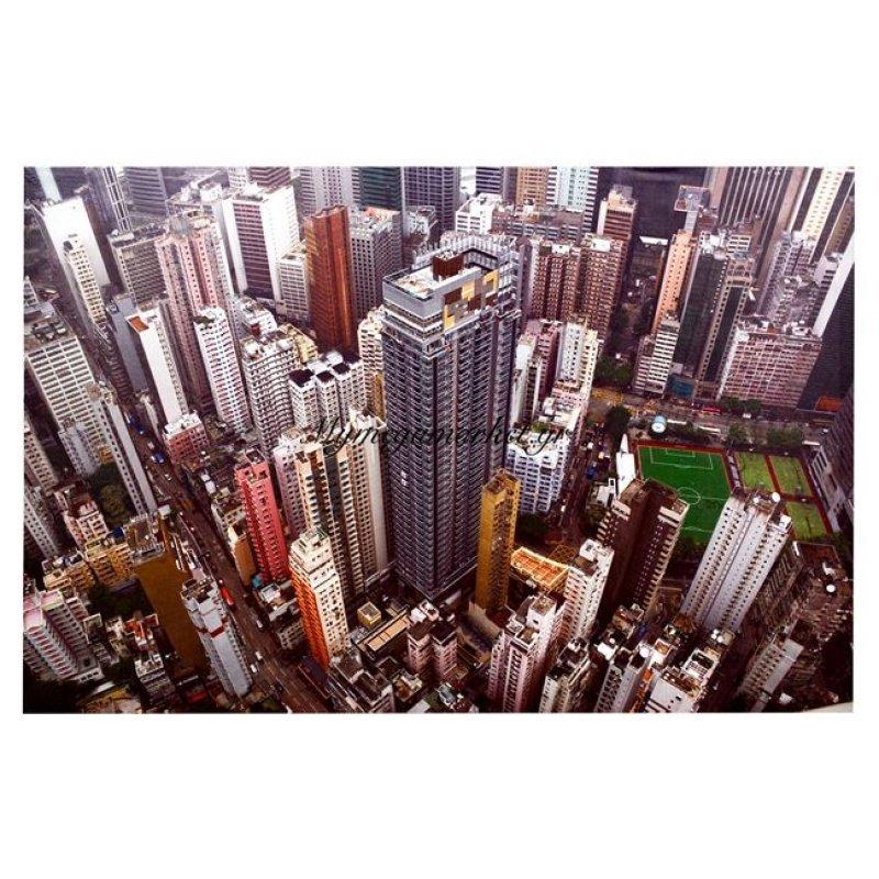 Πίνακας Καμβάς Hm7077 New York City 90X60X2.5