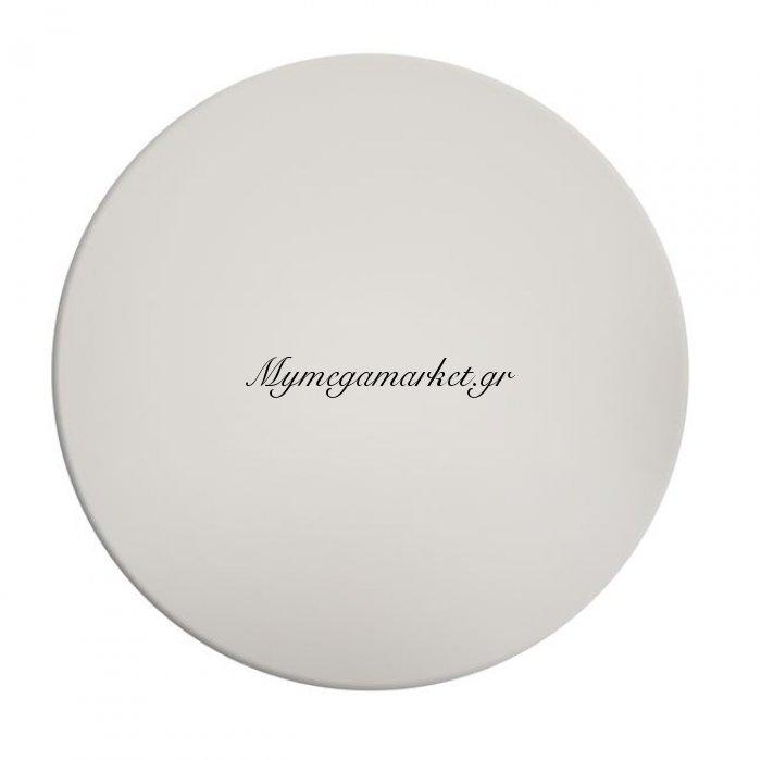 Επιφάνεια Τραπεζιού 101 Werzalit Φ60 Σε Λευκό Χρώμα Hm5227.02 | Mymegamarket.gr