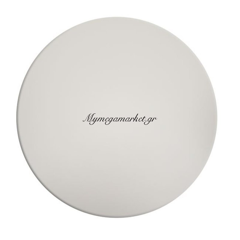 Επιφάνεια Τραπεζιού 101 Werzalit Φ60 Σε Λευκό Χρώμα Hm5227.02