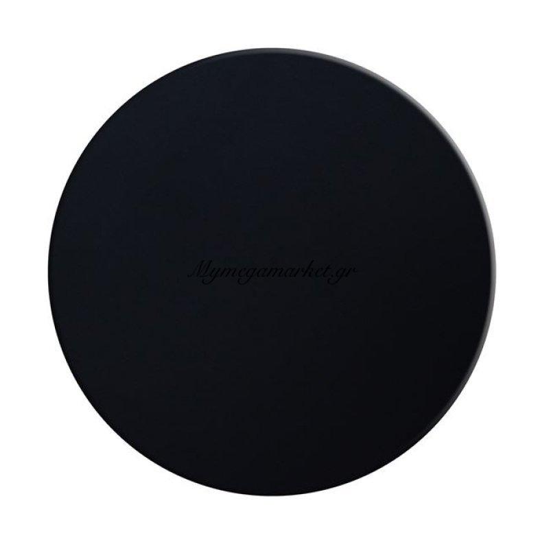 Επιφάνεια Τραπεζιού 190 Werzalit Φ60 Σε Μαύρο Χρώμα Hm5227.01