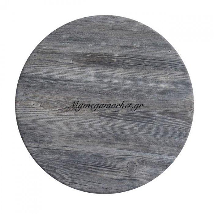 Επιφάνεια Τραπεζιού 573 Werzalit Φ70 Σε Old Pine Χρώμα Hm5228.04 | Mymegamarket.gr