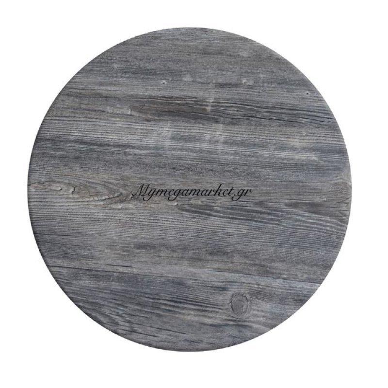 Επιφάνεια Τραπεζιού 573 Werzalit Φ70 Σε Old Pine Χρώμα Hm5228.04