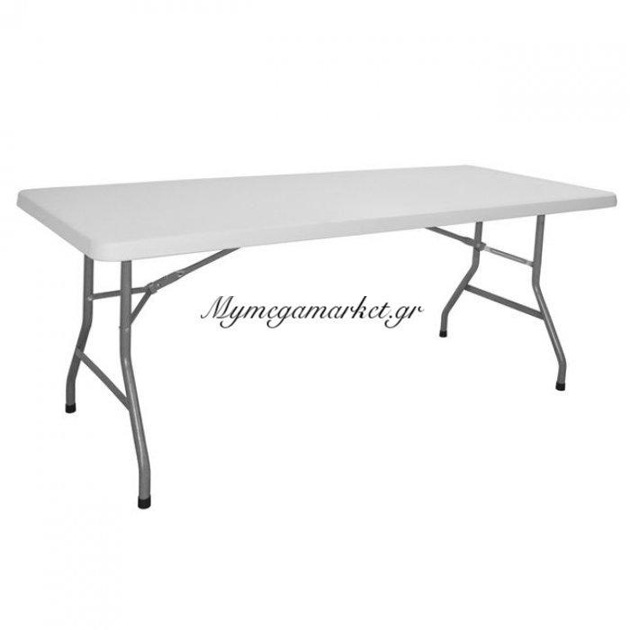 Τραπέζι Catering-Συνεδρίου Hm5065 183Χ76Χ74 Εκ. Πτυσσόμενο | Mymegamarket.gr