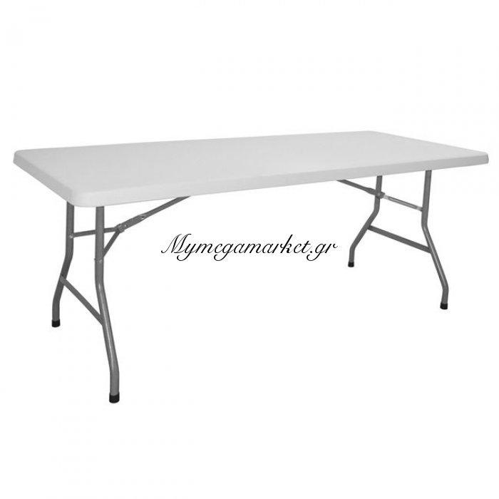Τραπέζι Catering-Συνεδρίου Hm5065 183Χ76Χ74 Εκ. Πτυσσόμενο   Mymegamarket.gr