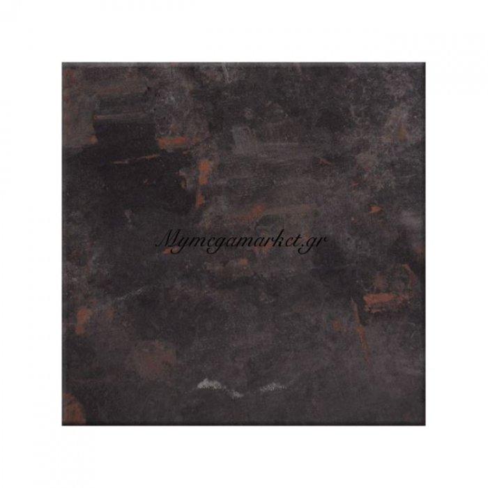 Επιφάνεια Τραπεζιού 630 Werzalit 60Χ60 Σε Metalic Oxid Χρώμα Hm5229.05 | Mymegamarket.gr