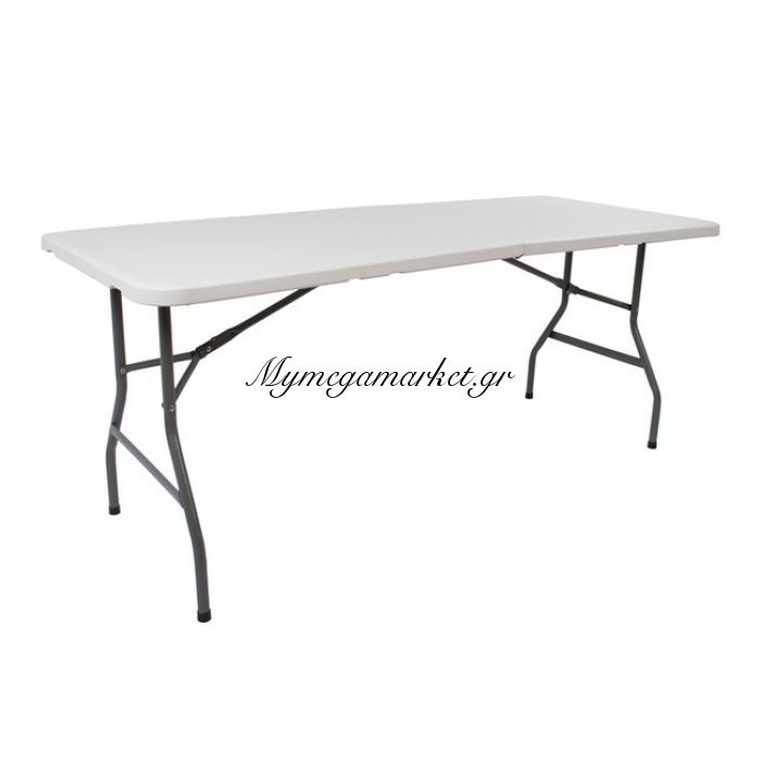 Τραπέζι Catering-Συνεδρίου Hm5167 180Χ74Χ74 Βαλίτσα Πτυσσόμενο   Mymegamarket.gr