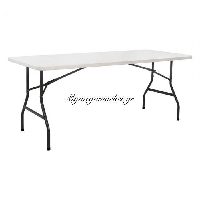 Τραπέζι Catering-Συνεδρίου Hm5168 180Χ74Χ74 Πτυσσόμενο | Mymegamarket.gr