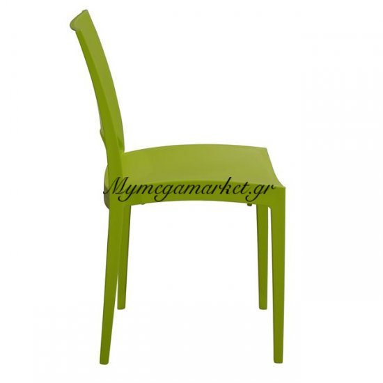 Paris Λαχανί Καρέκλα Πολυπροπυλένιο 6314Vm Στην κατηγορία Καρέκλες εσωτερικού χώρου | Mymegamarket.gr