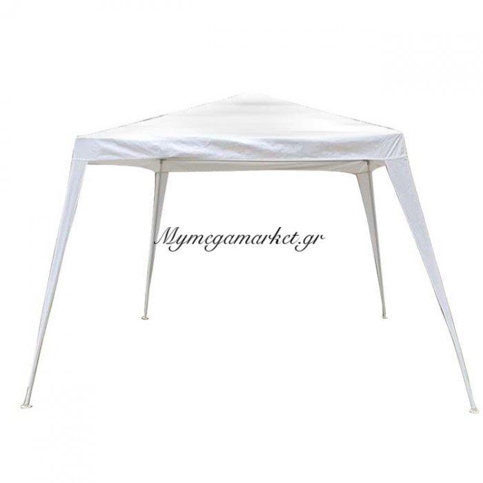 Κιόσκι 3Χ3 Ύφασμα Canopy Μπεζ Hm5158 | Mymegamarket.gr