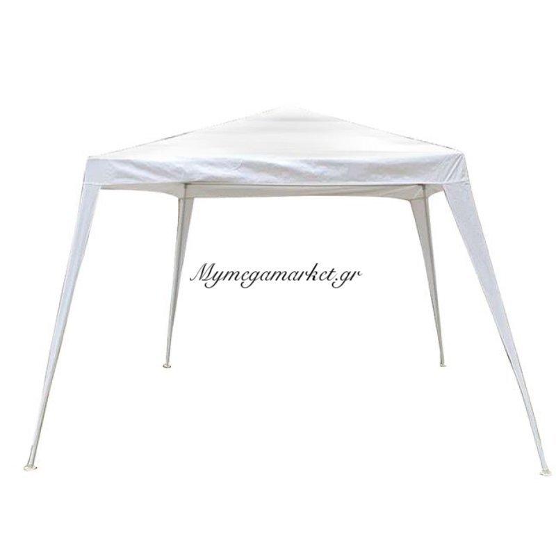 Κιόσκι 3Χ3 Ύφασμα Canopy Μπεζ Hm5158