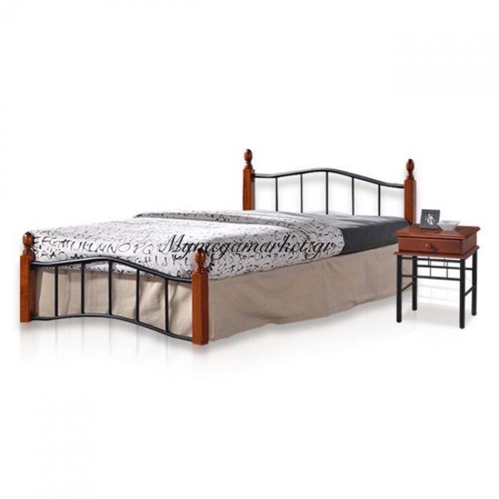 Σετ Φοιτητικό Κρεβάτι Lucy 110X190 - Κομοδίνο Doga | Mymegamarket.gr