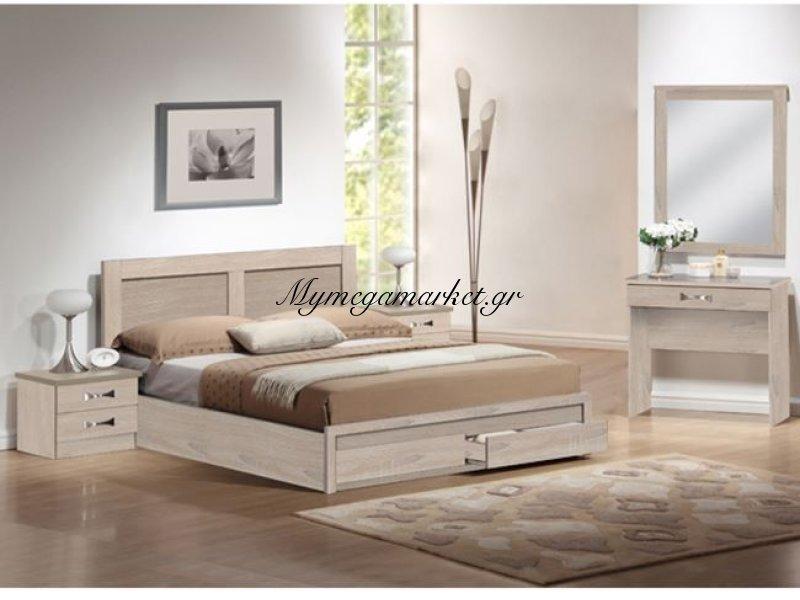 Σετ Κρεβατοκαμαρα 5Τμχ Dream Sonama Hm11107.02 | Mymegamarket.gr