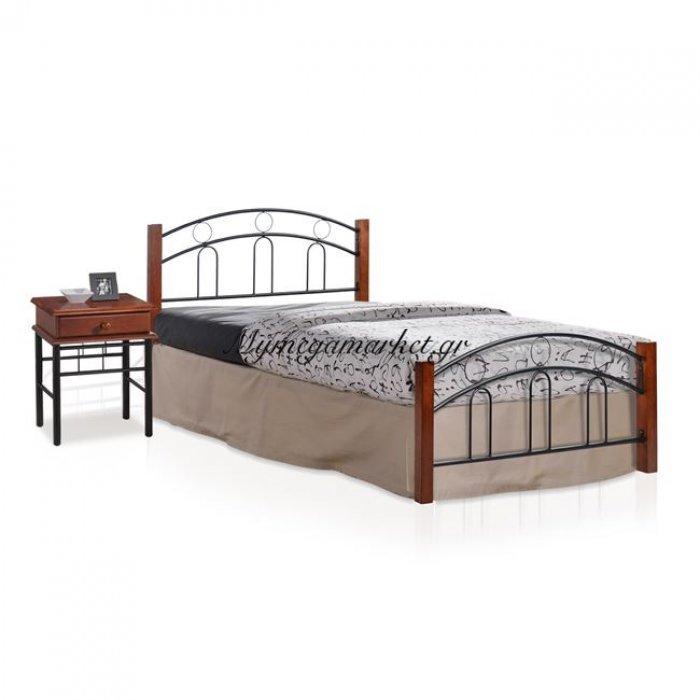 Σετ Φοιτητικό 2Τμχ Κρεβάτι Hm342 Και Κομοδίνο Hm307 | Mymegamarket.gr