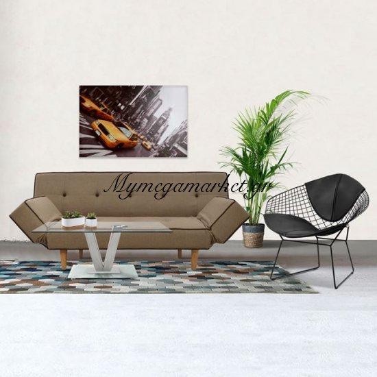Σετ Φοιτητικό 4Τμχ Καναπές - Τραπέζι - Καρέκλα-Πίνακας Hm8441 Στην κατηγορία Σετ Φοιτητικά έπιπλα | Mymegamarket.gr