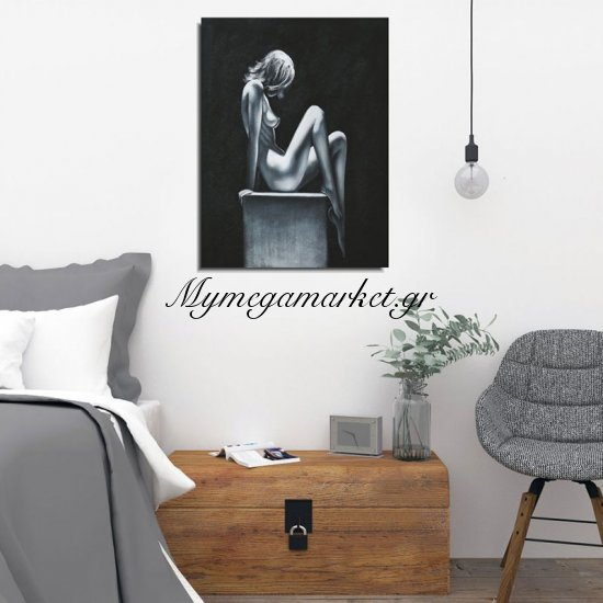 Πίνακας Σε Καμβά Pwf-0093 Με Ψηφιακή Εκτύπωση 30X3X40Εκ Στην κατηγορία Πίνακες ζωγραφικής | Mymegamarket.gr
