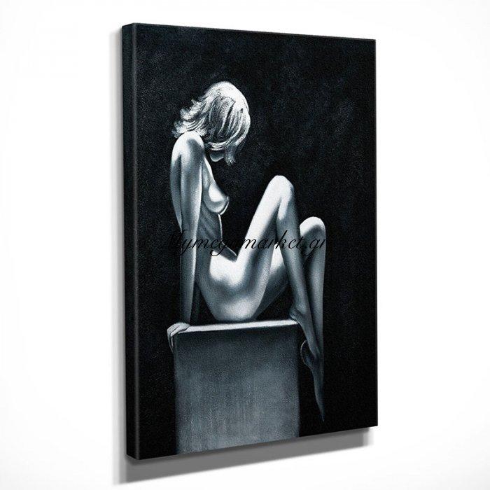 Πίνακας Σε Καμβά Pwf-0093 Με Ψηφιακή Εκτύπωση 30X3X40Εκ | Mymegamarket.gr