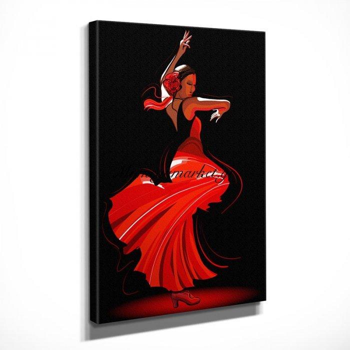 Πίνακας Σε Καμβά Pwf-0094 Με Ψηφιακή Εκτύπωση 30X3X40Εκ | Mymegamarket.gr