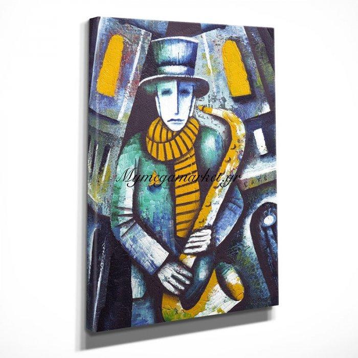 Πίνακας Σε Καμβά Pwf-0096 Με Ψηφιακή Εκτύπωση 30X3X40Εκ | Mymegamarket.gr