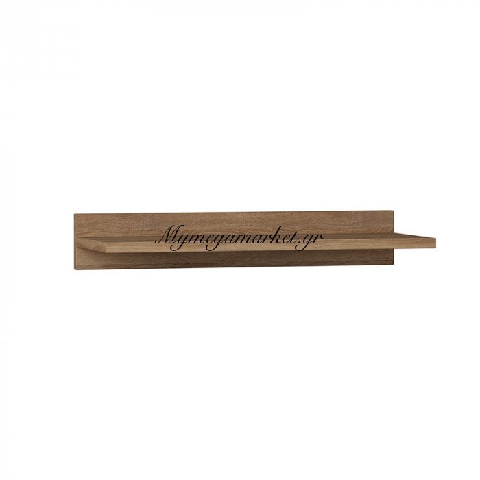 Επιτοίχιο Ράφι Duz Χρώμα Φυσικό 60X22X10Εκ | Mymegamarket.gr