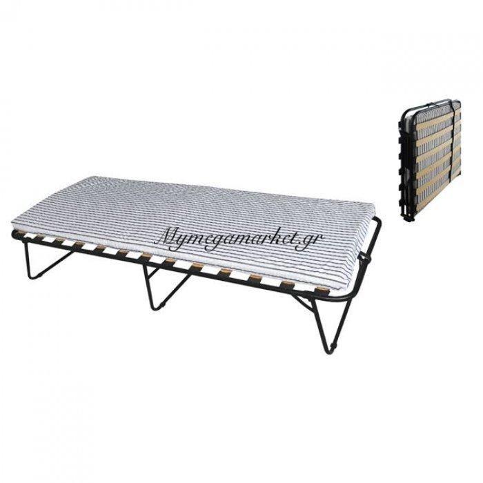 Clement Κρεβάτι Σπαστό 79X192X40Cm/στρώμα 4.8Cm | Mymegamarket.gr