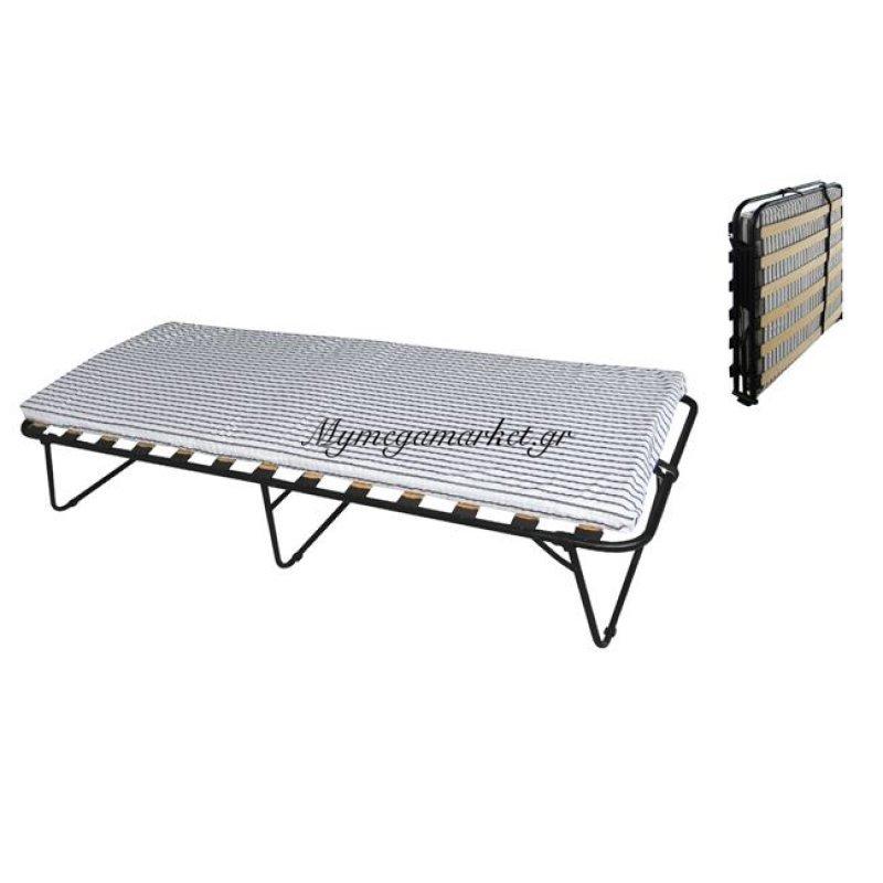 Clement Κρεβάτι Σπαστό 79X192X40Cm/στρώμα 4.8Cm Στην κατηγορία Κρεβάτια ξύλινα - Μεταλλικά | Mymegamarket.gr