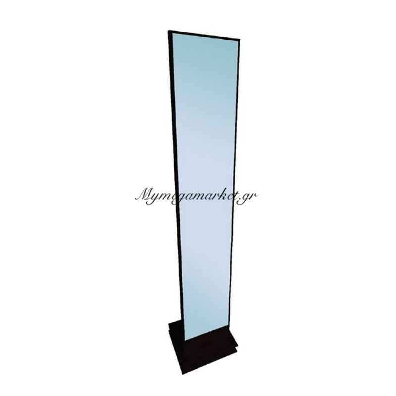 Kelvin Καθρέπτης Δαπέδου 35X35X173Cm Μαύρος Στην κατηγορία Καθρέφτες | Mymegamarket.gr