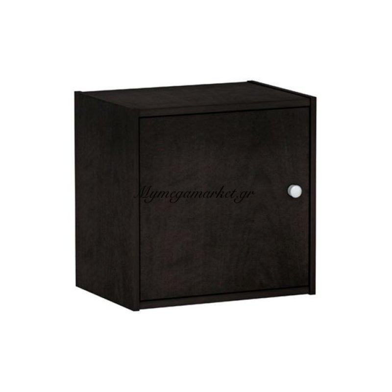 Decon Cube Ντουλάπι 40X29X40Cm Wenge Στην κατηγορία Ντουλάπια - Μπουφέδες | Mymegamarket.gr