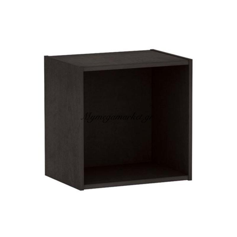 Decon Cube Κουτί 40X29X40Cm Wenge Στην κατηγορία Κουτιά αποθήκευσης - Θήκες φύλαξης | Mymegamarket.gr