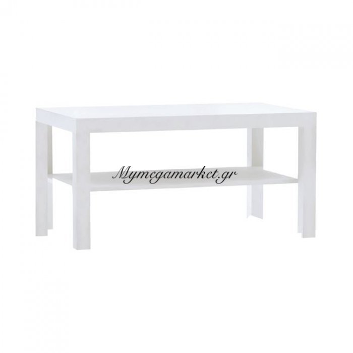 Decon Τραπ.σαλονιού 89X55Cm Άσπρο | Mymegamarket.gr