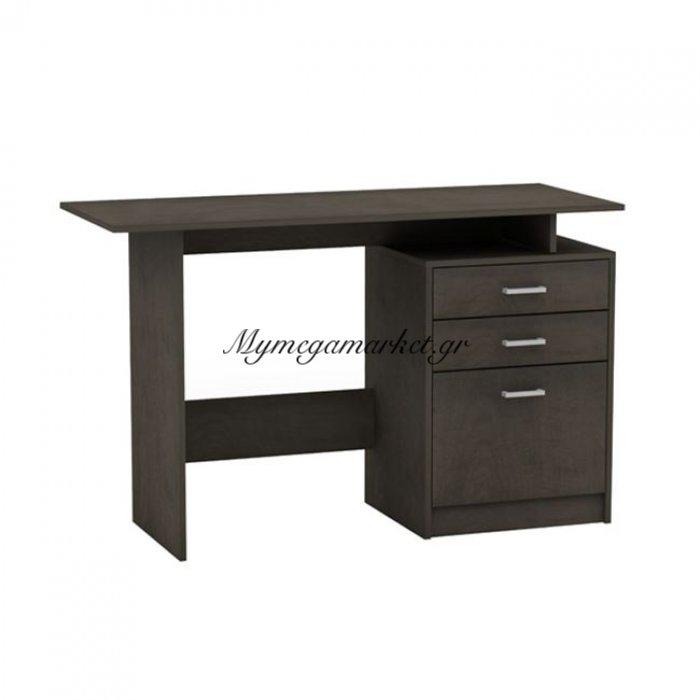 Decon Γραφείο 120X48Cm Wenge | Mymegamarket.gr